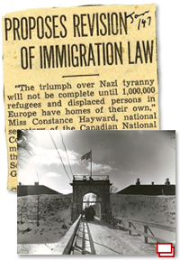 A dossier of images about the legacy of internment.